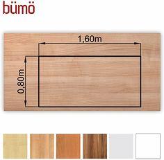 Genau richtig  Küche, Haushalt & Wohnen, Möbel, Arbeitszimmer, Schreibtische & Arbeitsplätze, Schreibtische Standing Desks, Bamboo Cutting Board, Desks, Writing, Household, Timber Wood
