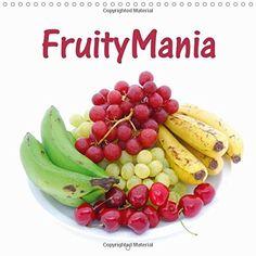 Calendar 2017, Photo Calendar, Fruit Salad, Banana, English, Amazon, Wall, Food, Fruit Salads
