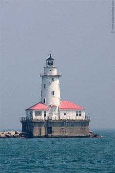 Lake Michigan lighthouse | My Kind
