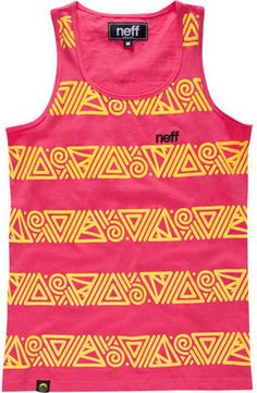 22a7f71d4f291 Neff Cruz Mens Tank - ShopStyle Teens