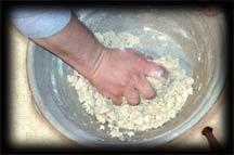 KATAZOME  - Recipe for rice resist dyeing