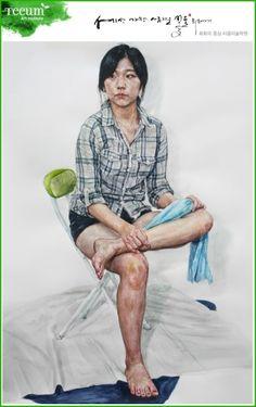 티움미술학원 인체실기_인체수채화/인체색채소묘
