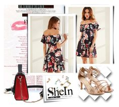 """""""SheIn 7/9"""" by melissa995 ❤ liked on Polyvore featuring MAC Cosmetics"""