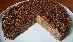 Fitness dort s ovesnými vločkami » Kojící maminky