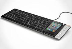 iPhone keyboard
