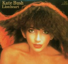 Kate Bush Lionheart Album Cover