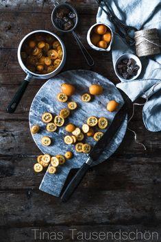 Wenn es wieder kalt wird! Kumquat Karamell Punsch