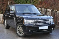 Used 2012 (12 reg) Black Land Rover Range Rover 4.4 TDV8 Vogue 4dr Auto for sale on RAC Cars