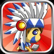 Apache Warrior Adventure HD #iPad Game
