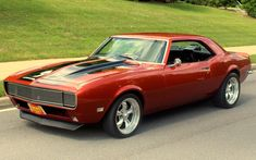 Image result for 1968 camaro pro touring