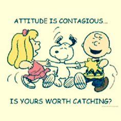 Attitude ...