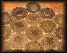 """penny rugs"" 