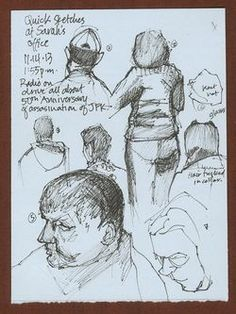Drawing People in Public—Ethics, Morality, Possibilities - Roz Wound Up blog