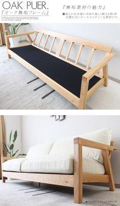 Wooden Pallet Furniture, Wood Sofa, Lounge Furniture, Furniture Plans, Custom Furniture, Cool Furniture, Furniture Design, Sofa Area Externa, Wooden Sofa Designs