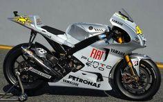 Yamaha M1 Punto Evo Valentino Rossi