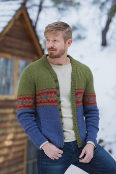 knit cardigan pattern