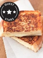 Grilled Cheese, The Grown-Up Way