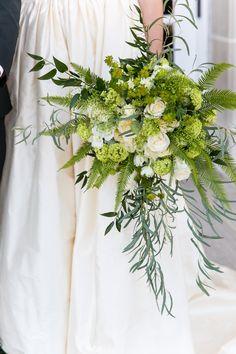 Gorgeous green bouquet