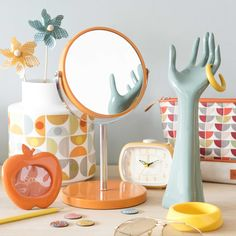 miroir en rotin h 45 cm vintage apple vintage pinterest espejo. Black Bedroom Furniture Sets. Home Design Ideas