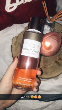 Smelling good all day has never been as easy as with this Victoria Secret body mist! Stay smelling like a snack! Victoria Secret Body Spray, Victoria Secret Fragrances, Perfume, Fragrance Mist, Body Mist, Smell Good, Take Care Of Yourself, Body Care, Mists