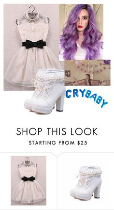 """Hanging Out With Melanie Martinez"" by pandagirl2102 ❤ liked on Polyvore"