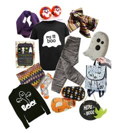 boo 2 by noeli-knabel on Polyvore featuring HOT SOX and Valfré