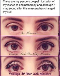 Our Awesome 100% natural 3D Mascara click to order yours! True inspiration!!!!