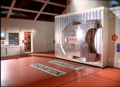 Base Alpha, Générateur, Space 1999, Keith Wilson, 1973-1975