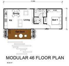 ABC Granny Flats: Modular 46 Classic