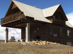 $349,000, 4920 County Road 359, 2+2.5, 1,616, 10+ acre lot. Wonderful CO Mtn Hunters Cabin w/incredible views of the mtns to the east and the surrounding valley below.  This property is situated at the base of Archuleta Mesa and is easily accessed off the county road which is maintained yr round.  Nat'l Forest entrances are all close by for hiking, horseback riding and hunting.  ABUNDANT wildlife! Elk, Deer...