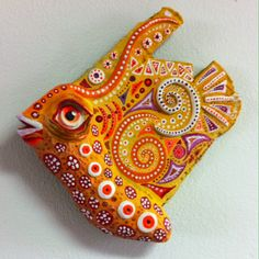 YinYang Fish By CharruArt. SOLD