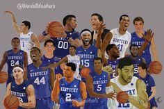 Kentucky 2015 illustration