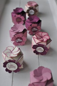 Blütenbox - stempeldichbunt