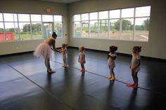 Move Dance and Fitness Studio in Richmond, TX