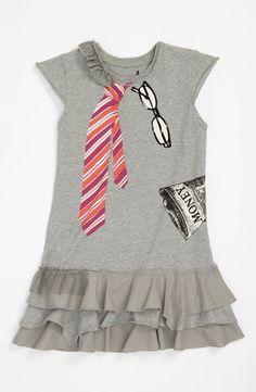 Girls KELLY/'S KIDS shirt 12M NEW 12 mo red purple polka dot pony 6-12 long t