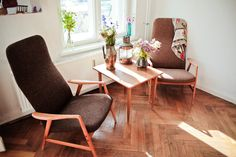 malin elmlid's berlin apartment, via freunde von freunden
