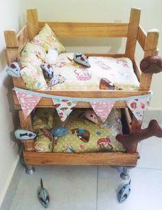 Veja como fazer beliche para gatos com caixotes de uma forma simples e um resultado encantador! Confira!