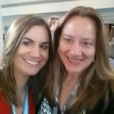 Found my social media gal pal Kristen Curtiss. CTCT social media rock-star