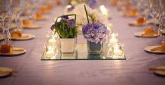 Risultati immagini per composizione matrimonio candele