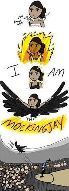 Hunger Games Fan Art / Catching Fire / Hunger Games / Katniss Everdeen / Mocking Jay