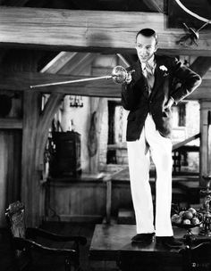 Fred Astaire in A Damsel in Distress, 1937