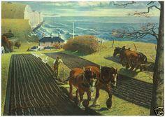 James Bateman - Ploughing the Downs