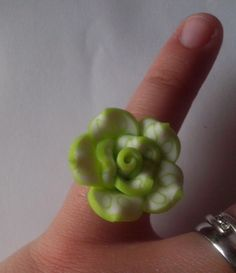 Fun chunky adjustable ring (All rings 75p)