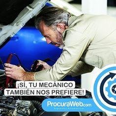 Tú también puedes descubrir cómo #ProcuraWeb simplifica el proceso de búsqueda ubicación y selección de las mejores ofertas de cientos de proveedores en todo el país.  #Vehículo #Repuesto #Caucho #Bomba #Alternador #Servicio #Calidad #Garantía #Seguridad #Clientes #Proveedores #AlMejorPrecio #Venezuela