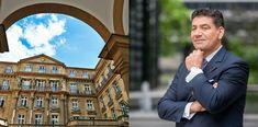 Spiridon Sarantopoulos neuer General Manager des Steigenberger Frankfurter Hof