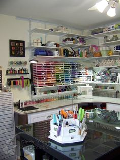 craft room ideas 45