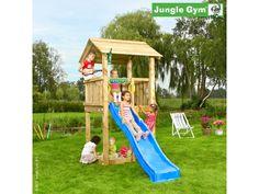 Jungle Gym Casa | Voordelig en compleet speeltoestel bij nuspeeltoestellen.nl