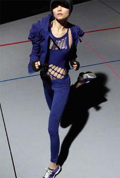 adidas by Stella McCartney Lookbook ~ Fashionmadl