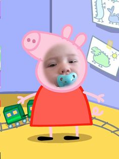 Carla pig