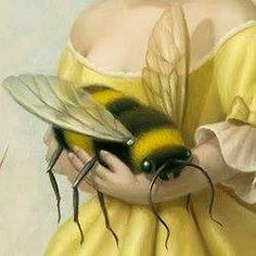 bee #dailyconceptive #diarioconceptivo
